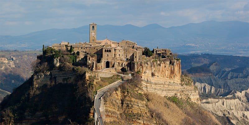 Civita di Bagnoregio Rick Steves is Right
