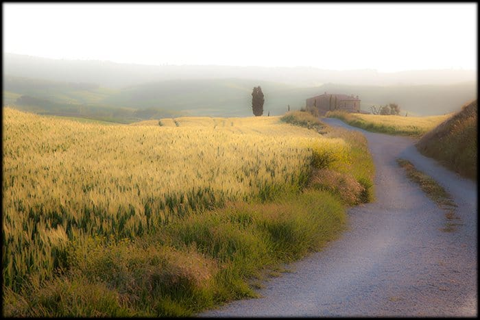 Val d orcia dream1 Memories from Val d Orcia