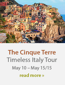 Cinque Terre 2015 Photography Vacations