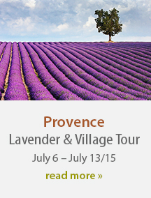 Provence 2015 Photography Vacations