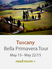 Tuscany 2015 Photography Vacations