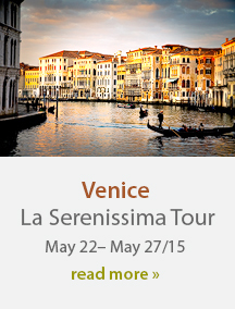 Venice 2015 Photography Vacations