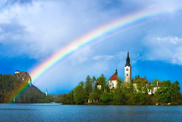 Lake Bled Slovenia Croatia Photo Tour