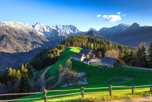 Logarska Dolina Slovenia Croatia Photo Tour