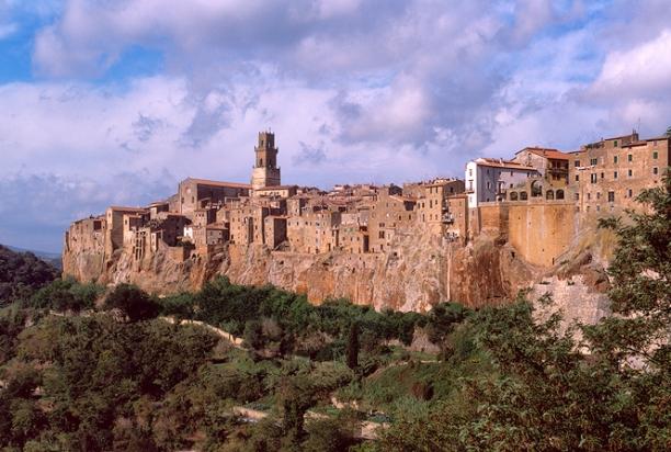 Pitigliano_Tuscany_Italy