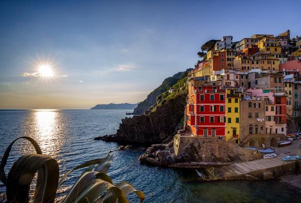 Riomaggiore_Cinqueterre_Italy