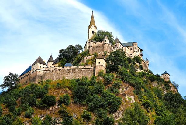 Castle-Hochosterwitz_Kärnten_Austria