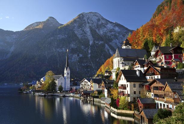Hallstatt_Austria