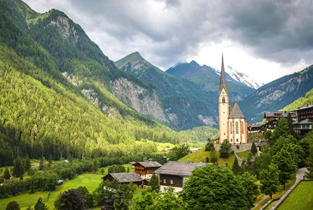 Heiligen-Blut-Chapel_Kärnten_Austria