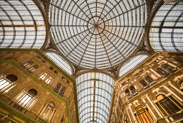 Galleria_Umberto_Naples_Italy