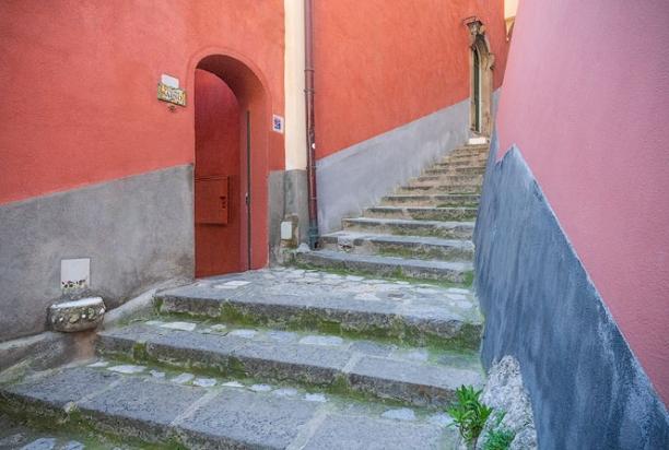 Positano_Italy_Street
